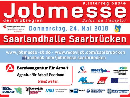 9. Interregionalen Jobmesse der Großregion