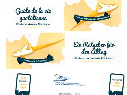 Ein Ratgeber für den Alltag – Guide de la vie quotidenne