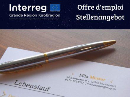 Stellenangebot: Juristische Sachbearbeiter Task Force Grenzgänger